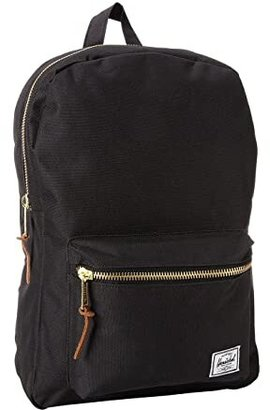 Herschel Settlement Medium (Black) Backpack Bags