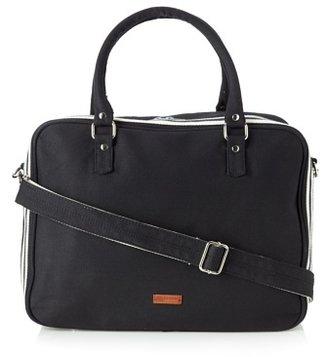 Ben Sherman Tour Overnight Bag, Black, One Size