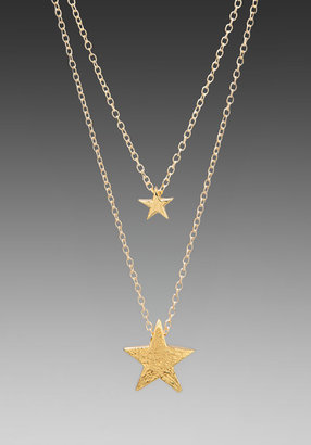 Gorjana Super Star Bead Layer Necklace