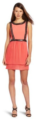 Plenty by Tracy Reese Women's Tiered Frock Dress