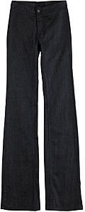 Grey Ant Plain Front Bell Jean