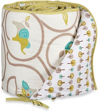 Lolli LivingTM by Living Textiles Baby Mix & Match Crib Bumper in Animal Tree/Tree Dot