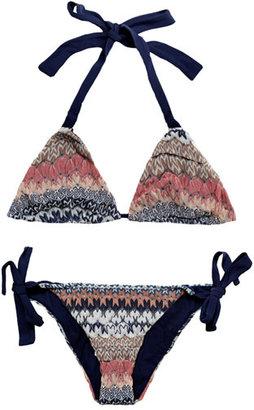Missoni Mare Stretch-lace bikini