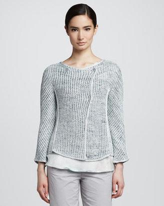 Giorgio Armani Hand-Knit Jacket