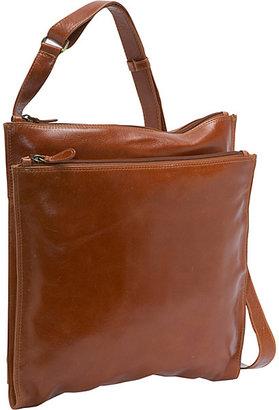 Derek Alexander Square Shoulder Bag