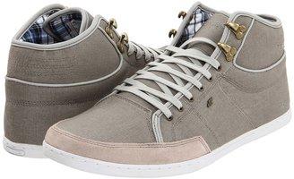 Boxfresh Swapp Waxed Canvas (Light Grey) - Footwear