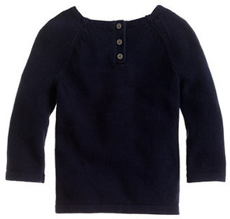 J.Crew Girls' bejeweled sweater