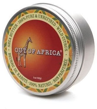 Out Of Africa 100% Pure & Unrefined Shea Butter Tin Wild Citrus Grapefruit