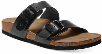 Madden Girl Brando Footbed Sandals $49 thestylecure.com