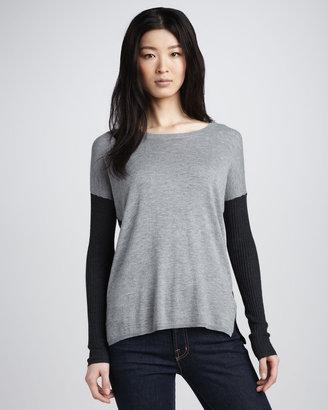 Joie Dixie Colorblock Sweater