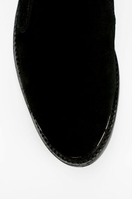 Urban Outfitters Sol Sana Carlo Cutoff Ankle Boot