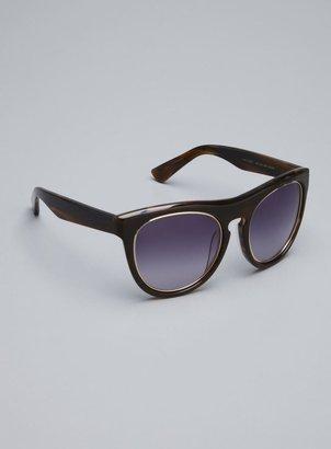 Phillip Lim Ladies Orbit Plastic Frame Sunglasses