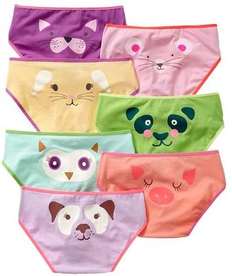 Gap Animal faces bikini (7-pack)
