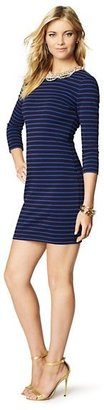 Juicy Couture Stripe Ponte Dress