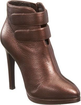 Barneys New York CO-OP Double Strap Ankle Boot