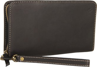 Cole Haan Hermitage Travel Wallet (Black) - Bags and Luggage