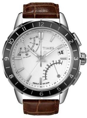 Timex Men's Brown Sport Chronograph Watch