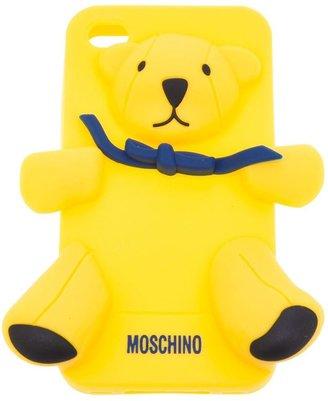 Moschino 'Gennarino' iPhone 4 case