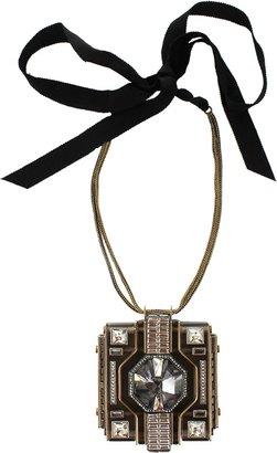 Lanvin Large Pendant Necklace