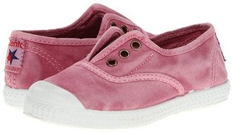 Cienta 70777 (Toddler/Little Kid/Big Kid) (Distressed Pink) Girl's Shoes
