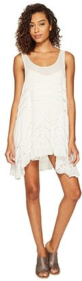 Free People Voile Trapeze Slip (Tea Combo) Women's Sleeveless