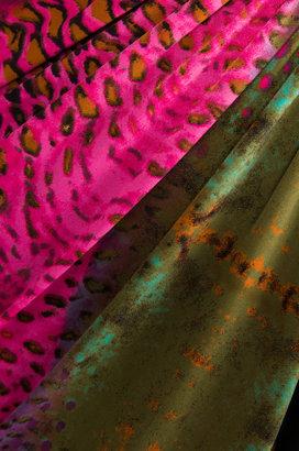 T-Bags LosAngeles Cross Back Tulip Dress