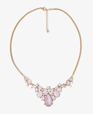 Forever 21 Shimmering Beads Necklace