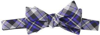 Ben Sherman Men's Britanna Plaid Bow Tie