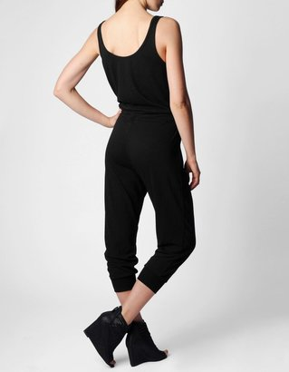 True Religion Sleeveless Knit Womens Jumpsuit