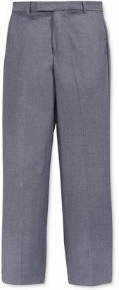 Calvin Klein Boys' Fine Line Twill Suiting Pants