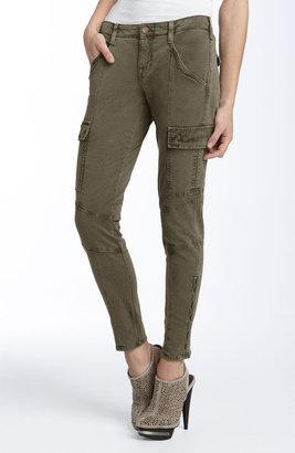J Brand 'Houlihan' Skinny Stretch Cotton Cargo Pants