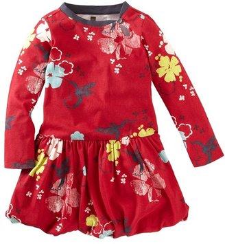 Tea Collection 'Hummingbird' Bubble Dress (Little Girls & Big Girls)