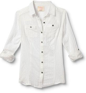 Quiksilver White Water Shirt
