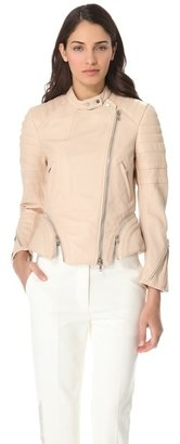 3.1 Phillip Lim Quilted Leather Jacket