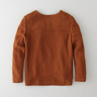 A.P.C. kate boucle pullover