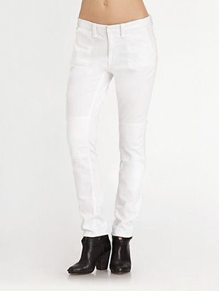 Rag and Bone Bowery Skinny Chino Pants