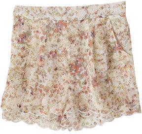 Costablanca Costa Blanca Scalloped Shorts Multi