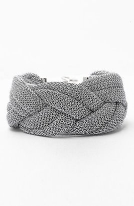 Nordstrom Adami & Martucci 'Mesh' Small Braided Bracelet