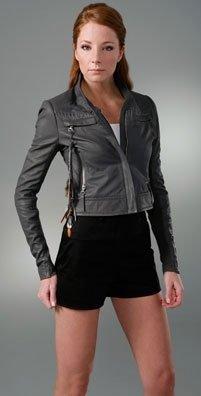 Yaya AFLALO Dallas Leather Jacket
