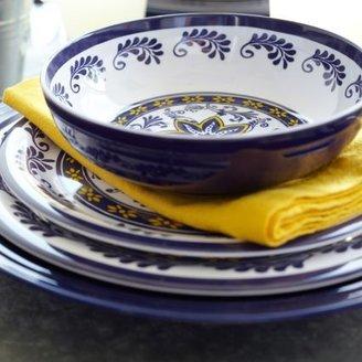 Flor Chef Tim Love Azul Cereal Bowl