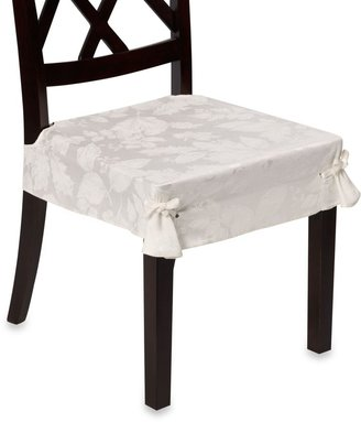 Bed Bath & Beyond Autumn Harvest Dining Room Seat Covers (Set of 2) - Ivory