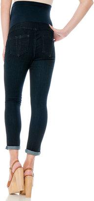 Motherhood Fade To Blue Secret Fit Belly® Slim Fit Skinny Leg Maternity Jeans