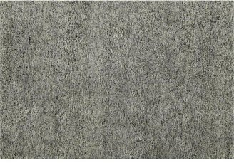 Crate & Barrel Parker Charcoal 9'x12' Rug