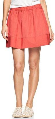 Gap Pull-on linen skirt