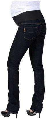 "Paige Blue Heights 14"" Dusk Maternity Jeans-Dusk-31"