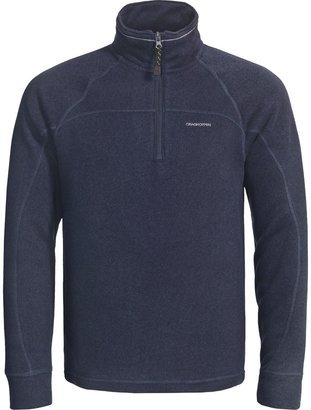 Craghoppers Risor Fleece Pullover - Zip Neck (For Men)