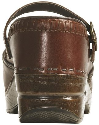 Dansko Marah Mary Jane Clogs - Leather (For Women)