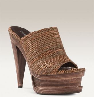 Elizabeth and James 'Charm' Woven Sandal