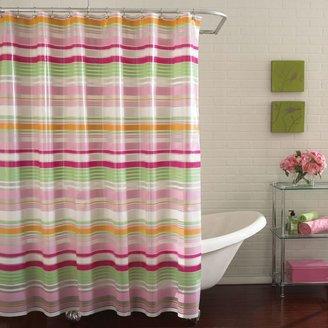 Bed Bath & Beyond PEVA Raya Shower Curtain in Multi