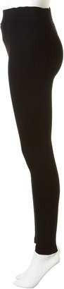 Topshop Black Heavy Weight Leggings